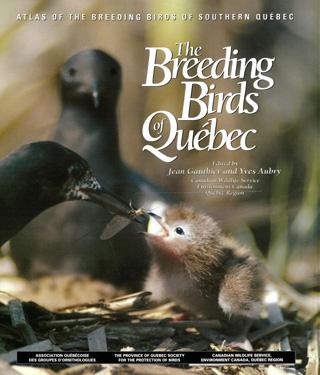 Breeding Bird Atlas of Quebec - Les oiseaux nicheurs du Québec 2010-2014